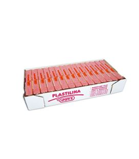 Plastilina 150 grs rosa jovi 71/07