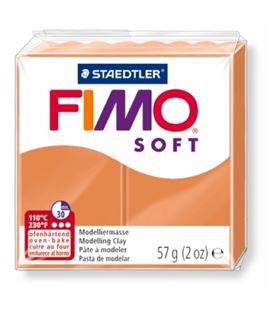 Pasta moldear cognac fimo soft staedtler 8020-76