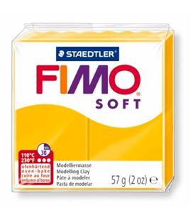 Pasta moldear amarillo fimo soft staedtler 8020-16