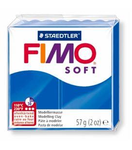 Pasta moldear azul fimo soft staedtler 8020-37 - 8020-37