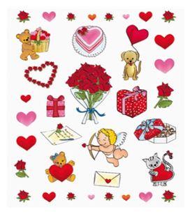 Gomets bolsa etiquetas san valentin 3h apli 11619 - 11619