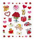 Gomet bolsa etiquetas san valentin 3h apli 11619