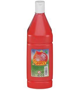 Tempera liquida 1000ml bermellon rojo jovi 511/07 004725