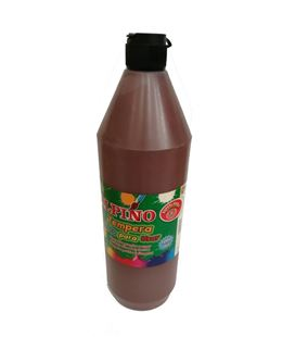 Tempera liquida 1000ml marron lavable alpino dm000191 530459 - DM000191