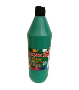 Tempera liquida 1000ml verde prado lavable alpino dm00193