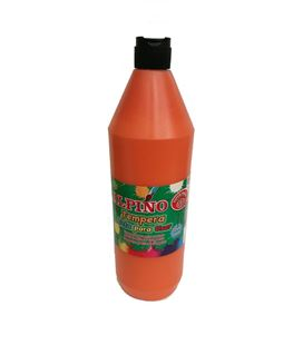 Tempera liquida 1000ml naranja lavable alpino dm000186