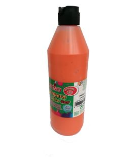 Tempera liquida 500ml naranja lavable alpino dm000172