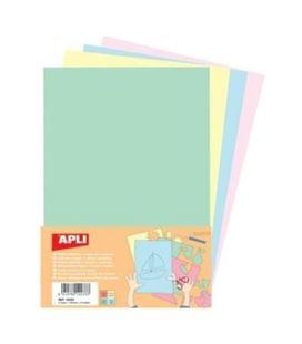 Papel adhesivo 4 colores surt apli 12233 (descatalogado) - 12233