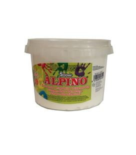 Pintura dedos 500ml blanco alpino dd000069 524953