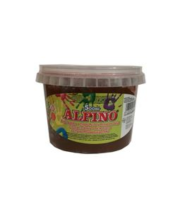 Pintura dedos 500ml marron alpino dd000075 525011