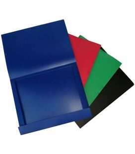 Carpeta a3 gomas solapas pp colores surtidos saro 845 - 845