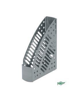 Revistero plastico 320x245x75 gris faibo 150-08 - 150-08