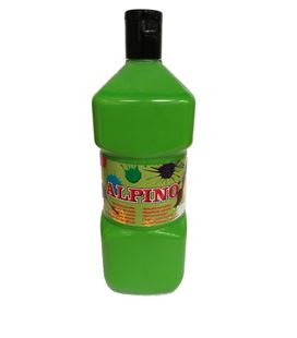 Tempera liquida 1000ml verde claro alpino 46172 dm000048