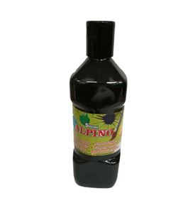 Tempera liquida 500ml negro alpino dm000028 437550