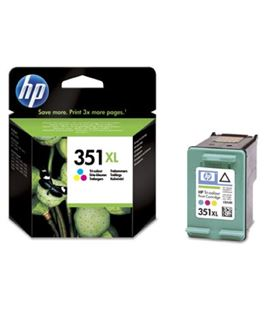 Cartucho inkjet color nº351xl cb338ee hp