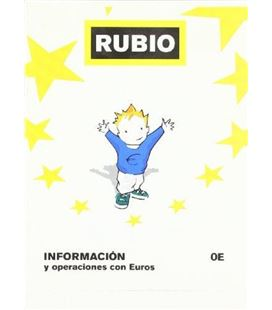 Cuaderno escolar informacion operaciones euros 0e rubio 10975 - 10975