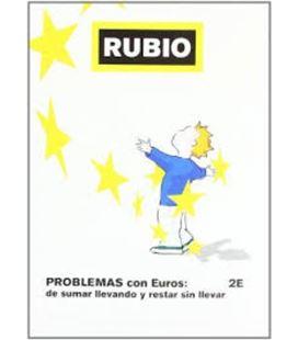 Cuaderno escolar problemas euros 2e rubio 10977 - 109777