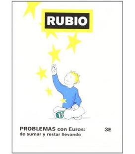 Cuaderno escolar problemas euros 3e rubio 10978 - 109784