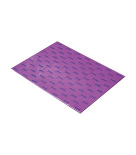 Papel seda 51cmsx76cms 25h violeta sadipal 11140