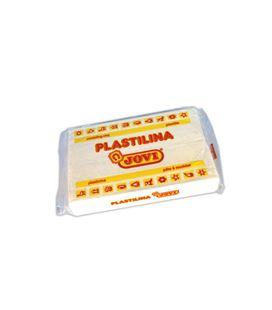 Plastilina 350 grs blanca jovi 72/01