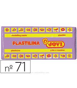 Plastilina 150 grs lila jovi 71/14