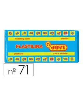 Plastilina 150 grs azul claro jovi 71/12