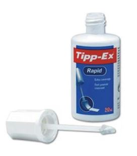 Corrector liquido esponja 20ml rapid tipp-ex 885992 100326 - 885992