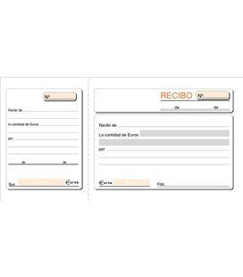 Talonario recibo 1/3 100h original sin copia loan t-16 - T16
