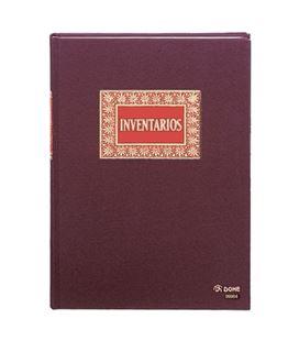 Libro contable fº 100h inventarios dohe 09904 - 09904