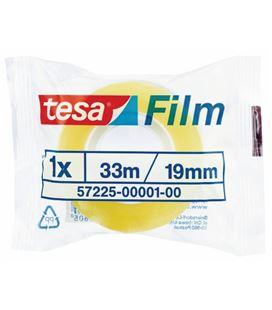 Cinta adhesiva transparente 19mmx33m tesa 57225-00001-00 - 57225