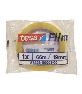 Cinta adhesiva transparente 19mmx66mts standard tesa 57226-00001-00