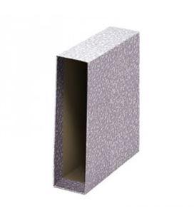 Cajetin a4 70mm gris grafolioplas 7160071