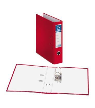 Archivador palanca a4 70mm rojo archicolor dohe 09407 - 09407