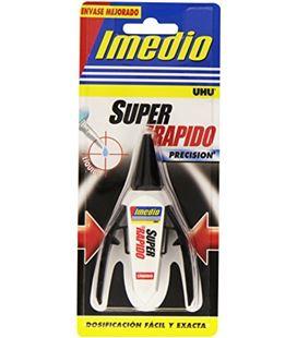 Pegamento super rapido 3gr precision imedio 6302607 12990 - 6302607