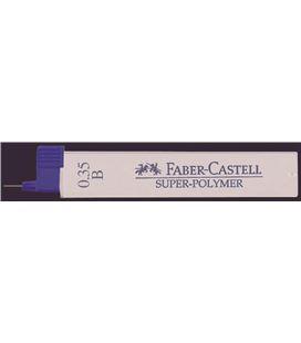 Mina 03 b tubo super-polymer c.12 faber castell 120301 - 190147