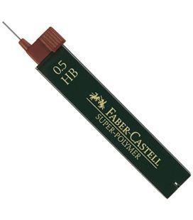 Minas 05 hb tubo 12uds super-polymer faber castell 120500 - 190151