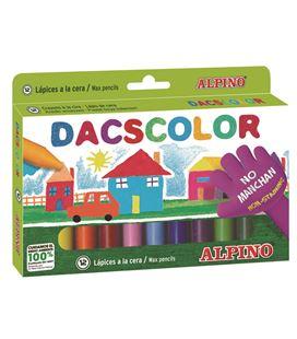 Pintura de cera semiblanda dacscolor c.12 dacs dc050290 400295 - 111395