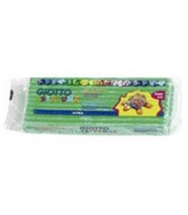 Plastilina vegetal sin gluten 150grs verde giotto 510208 - 510208