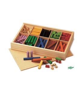 Regletas 300 piezas caja madera faibo 44-1 - 112857