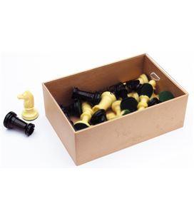 Fichas accesorios ajedrez plastico fournier 06581 - 06581