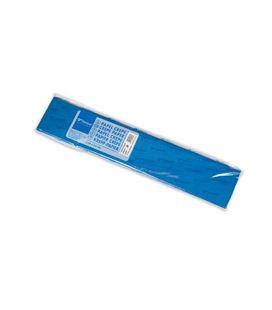 Papel crepe pinocho 2,5mtsx0,5mts azul palido sadipal 12422 - PAPEL PINOCHO