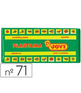 Plastilina 150 grs verde claro jovi 71/10