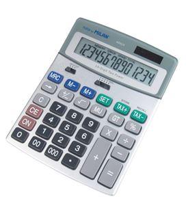 Calculadora sobremesa 14 dig. milan 40924 - 40924BL_UNIT