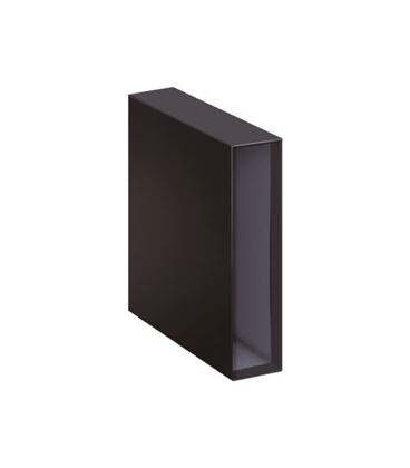 Cajetin archivador palanca a4 70mm negro archicolor dohe 09093 - 09093