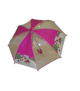 Paraguas plastico piolin mango azul warner 36706 - 16959