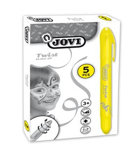 Maquillaje barra amarillo sticks jovi 191/02 028578