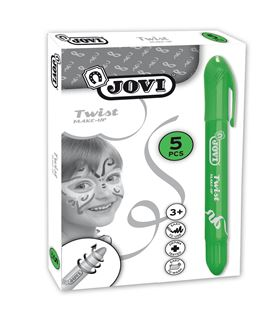 Maquillaje barra verde sticks jovi 191/11 028592