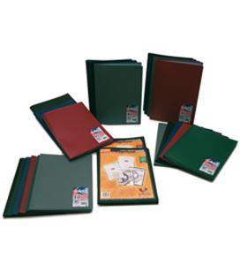 Carpeta 10 fundas foliolio pp semirigido personalizable negro poliplas grafoliop - GP01435510