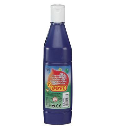 Tempera liquida 500ml azul ultramar jovi 506/24 003735 - 111532