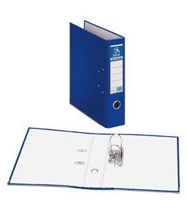 Archivador palanca folio 70mm azul archicolor dohe 09401